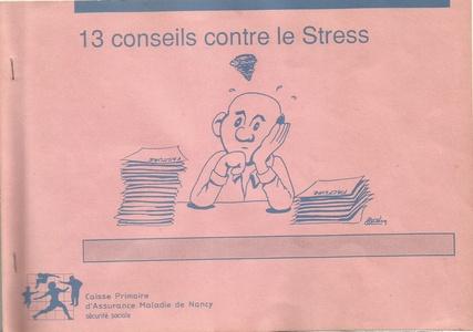13 conseils contre le stress