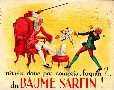 Baume Sarein