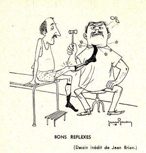 jean brian - ridendo 216 - 1958