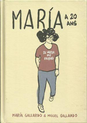 Maria a 20 ans