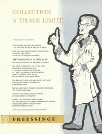 Physionomies médicales 1