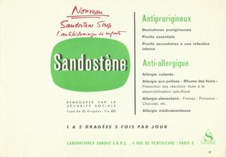 Sandostène