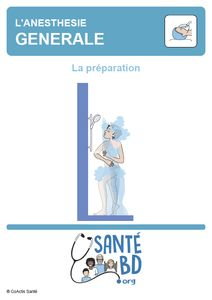 Anesthésie générale: la préparation