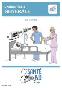Anesthésie générale: le réveil