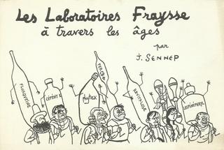 Les laboratoires Fraysse à travers les âges