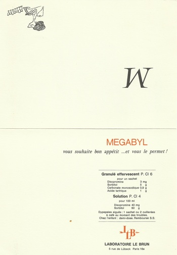 A table - Sempé