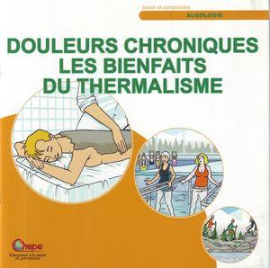 Douleurs chroniques, les bienfaits du thermalisme