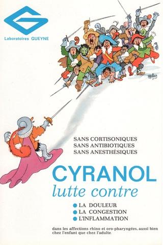 Cyranol Dubout