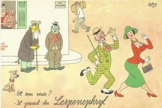 Lespénéphryl Dubout
