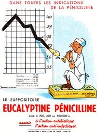 eucalyptinepenicilline