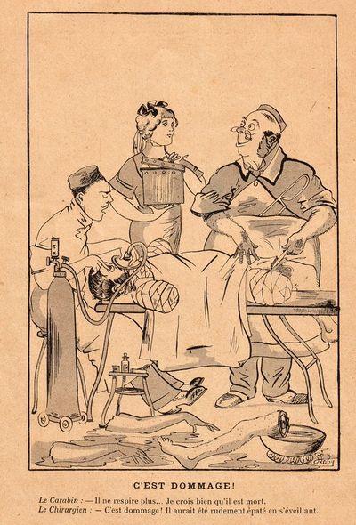 laby - rictus 1914
