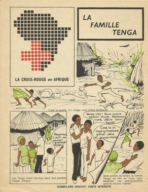 La famille Tenga