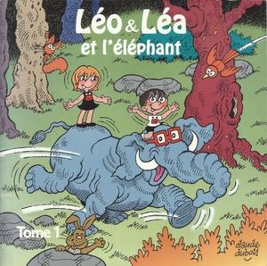 Léo et Léa et l'éléphant