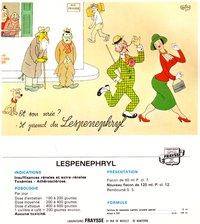 lespenephryl