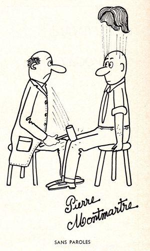 montmartre - ridendo 426 - 1975