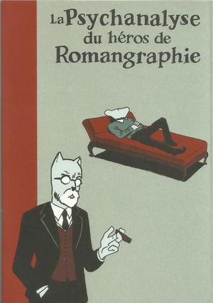 Psychanalyse du Héros de romangraphie