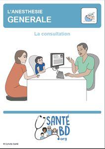 Anesthésie générale: la consultation